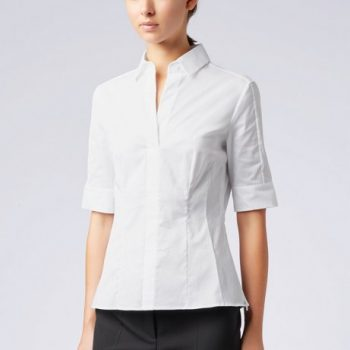Slim-fit blouse