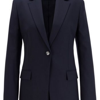 Slim-fit jacket