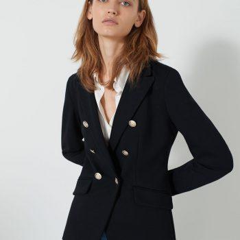 Σακάκι με διπλό κούμπωμα