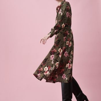 Γυναικείο φόρεμα FLORAL