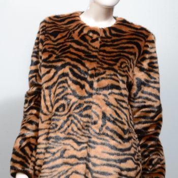 Παλτό από Faux γούνα