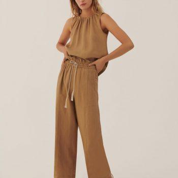 Παντελόνι από λινό