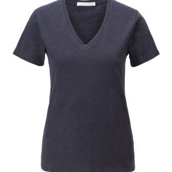 Μπλουζάκι V-λαιμού κανονικής εφαρμογής