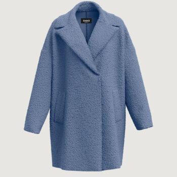 Μπουκλέ παλτό