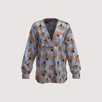 Μπλούζα με σχέδια
